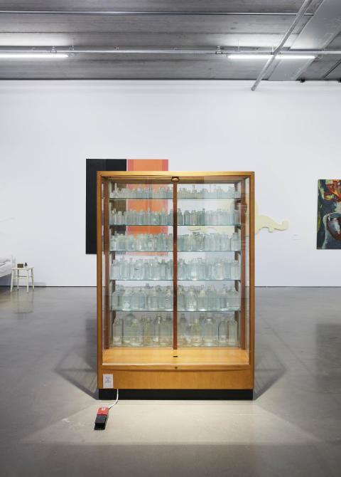 Jenny Yurshansky, Ett hermetiskt dilemma, 2010
