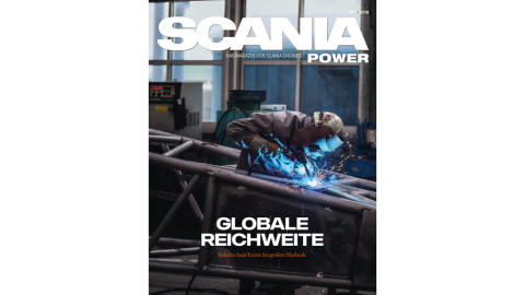 Scania Power 1-2018