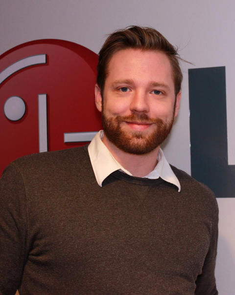 ERIK ÅHSGREN NY PRODUKTSPESIALIST FOR TV/AV I LG ELECTRONICS