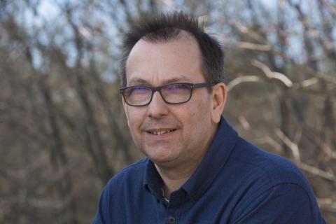 Patrik Söderholm, professor Luleå tekniska universitet
