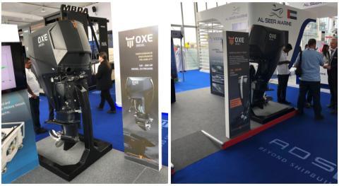 OXE Diesel at NAVDEX 2019