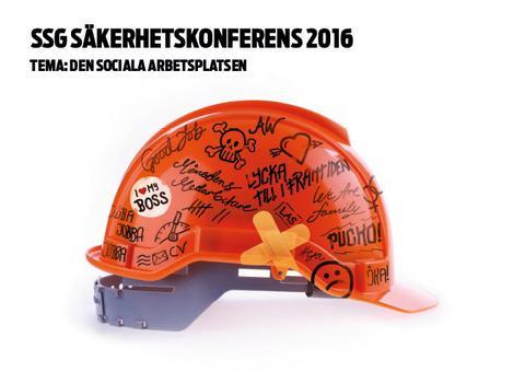 SSG Säkerhetskonferens 2016