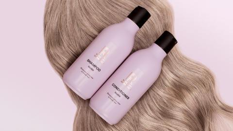 Rapunzel of Sweden lanserar ny hårvårdsserie för blonda hår