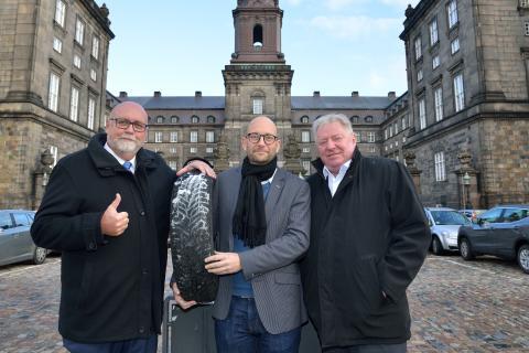 Kristian Pihl Lorentzen, Rasmus Prehn og Kim Christiansen