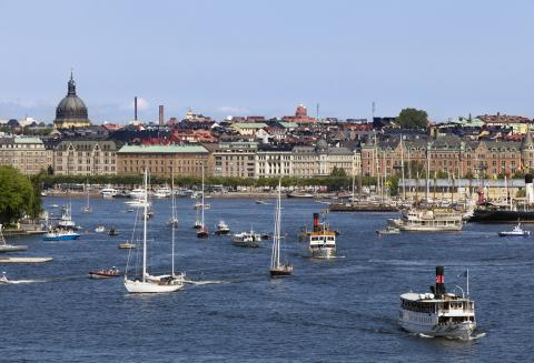 Yvonne Bradshaw explores the Swedish Waterways with Fred. Olsen on Balmoral