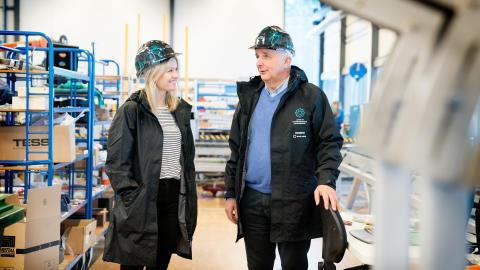 Norges smarteste industribedrift