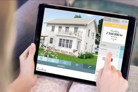 A-hus storsäljare säljs nu på nätet
