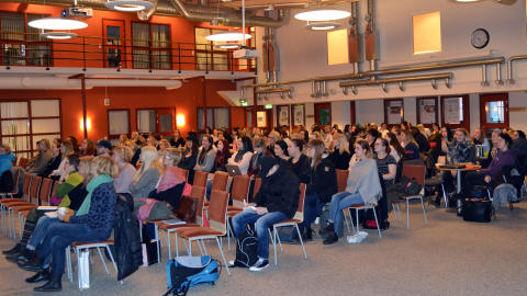 Studenter FRI ANVÄNDNING Foto: Högskolan Kristianstad