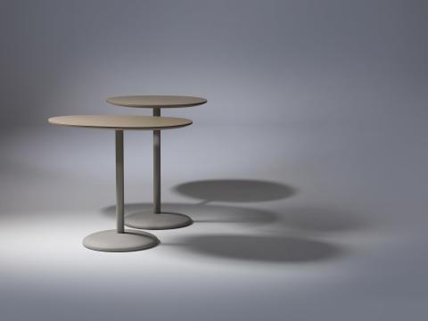 Wind table designed by Jin Kuramoto
