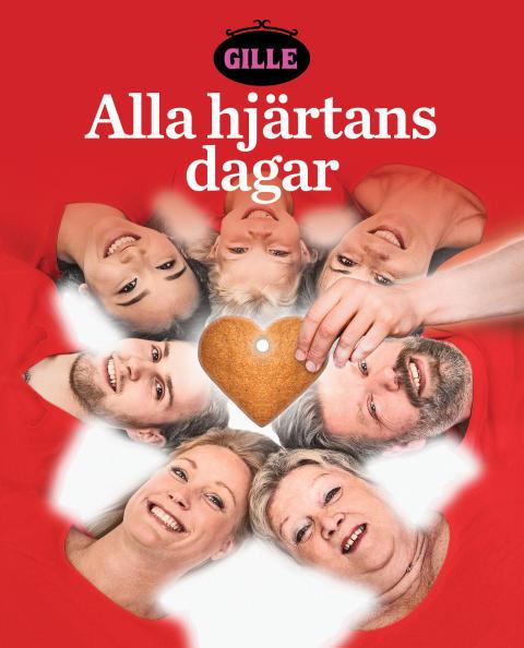 """Nyheter till julen – """"alla hjärtans dagar"""""""