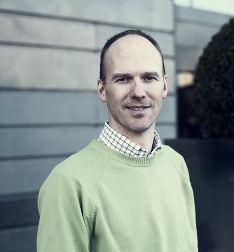 Peter Algurén, vd Sunfleet
