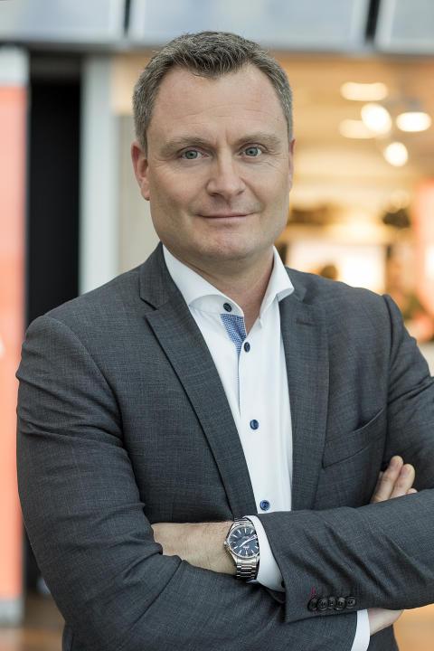 Thomas Jacobsson, VD Office