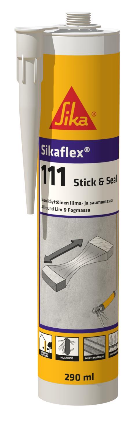 Sikaflex-111 Stick & Seal