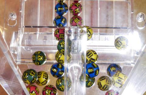 Lottokugler