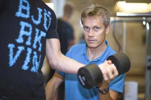 Dopning ger starkare muskler men svagare muskelceller