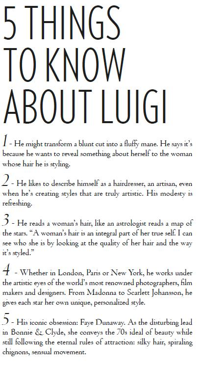 5 things to know about Luigi