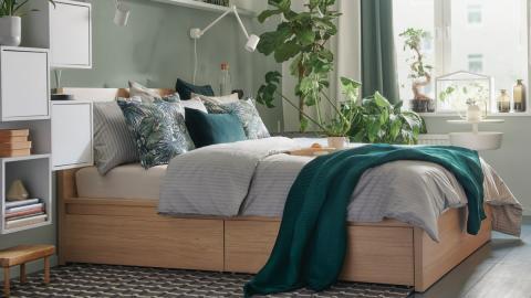 Reclaim your night's sleep with IKEA