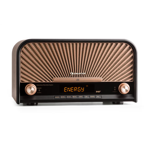 Glastonbury Retro-Stereoanlage 10031824