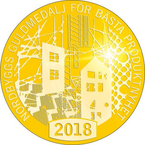 Nordbyggmedaljen 2018