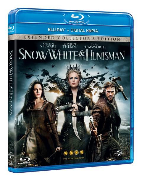 Snow White and the Huntsman - på DVD och Blu-ray 19 oktober