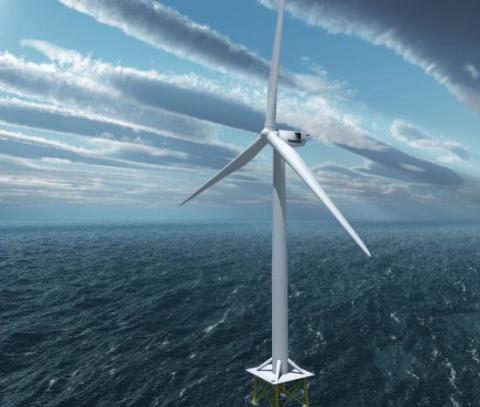 Vestas in line for 'Trump row' offshore wind test site