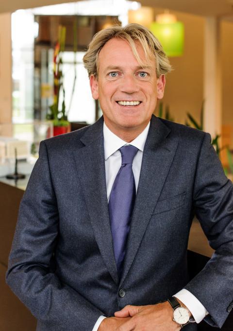 Volkmar Pfaff ist neuer Geschäftsführer von AccorHotels Österreich
