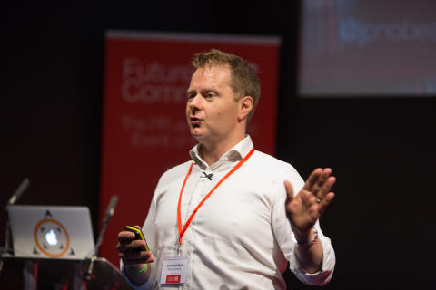 #FC15 | Jonathan Bean On The Future Of Comms