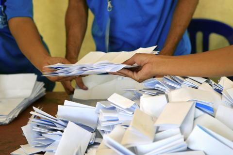 UNDP stödjer Libyens första demokratiska val på över 40 år