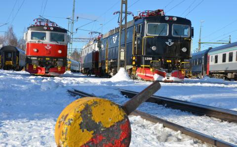 Järnvägsforskare vid Luleå tekniska universitet har fått patent för instrument som mäter slitage på järnvägar och som tar hänsyn till exempelvis snö och is på spåret.