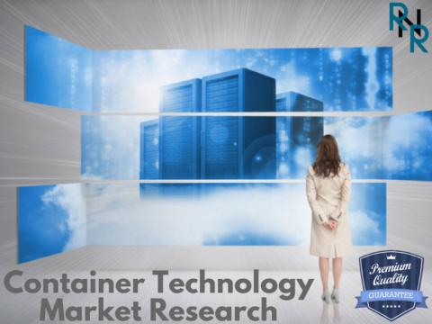 New Research Report, Container Technology Market Projected to Grow at +35% CAGR By 2022