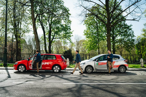 PERSBERICHT - POPPY LANCEERT IN BRUSSEL - FREE-FLOATING AUTODELEN VOOR HET EERST MOGELIJK TUSSEN TWEE STEDEN IN BELGIË.