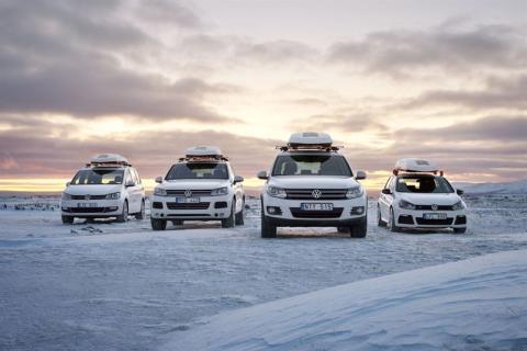 Nytt vintererbjudande från Volkswagen – gäller till björnen Freja går ur sitt ide