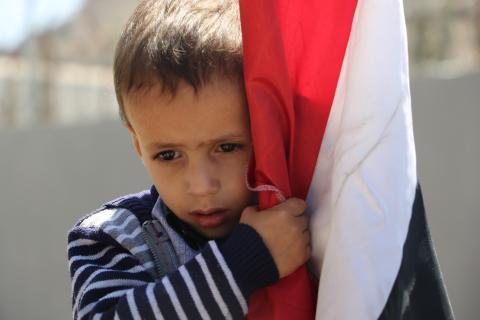 Desperat situation för civila i Taiz