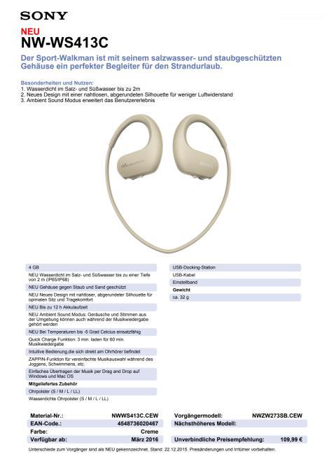 Datenblatt NW-WS413C von Sony_Offwhite