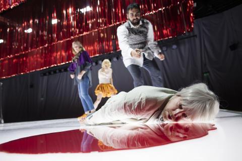 Hamlet, Folkteatern, våren 2017