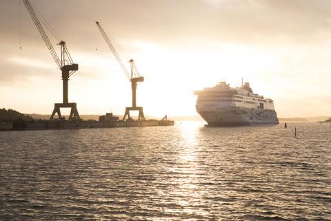 Tallink Silja erweitert den Fahrplan der Megastar, um gestrandete Touristen nach Hause zu bringen