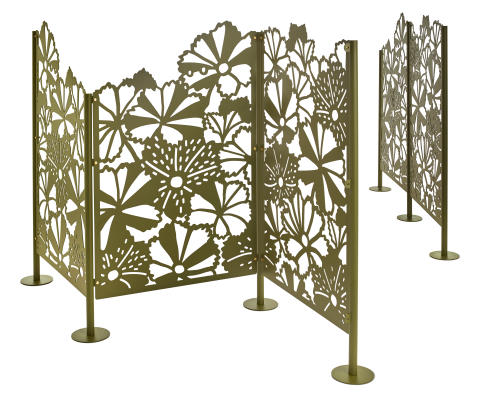 Daggkåpa skärm, design Eva Schildt