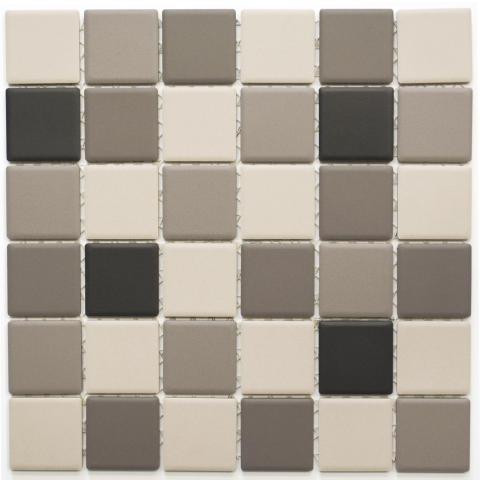 Mosaik Eventyr Lysene Mix 4,7x4,7, 548 kr. M2.