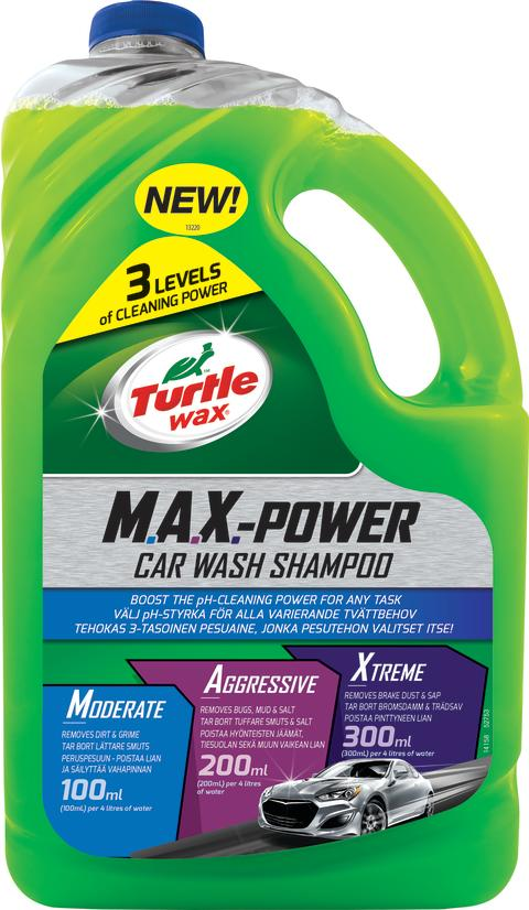 TURTLE WAX M.A.X.-POWER