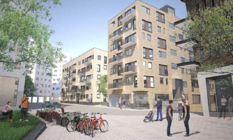 Regina Kevius (M): 440 nya bostäder i Årstadal