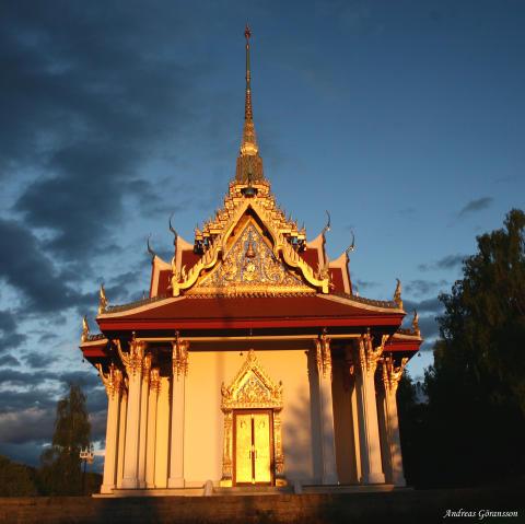 Thailändsk Delegation till Ragunda
