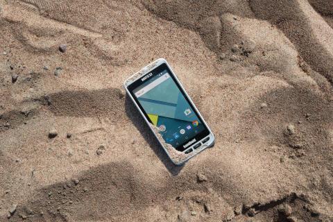 NAUTIZ X2 ultra-rugged Android 6.0 handheld