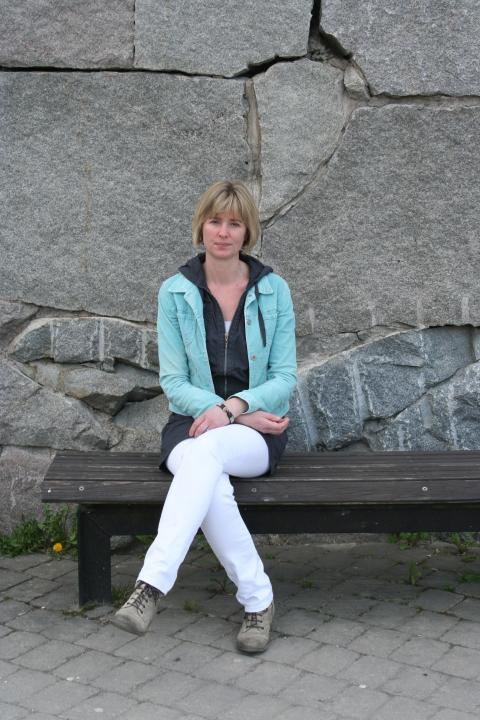 Maria Wendt, forskare i Statsvetenskap
