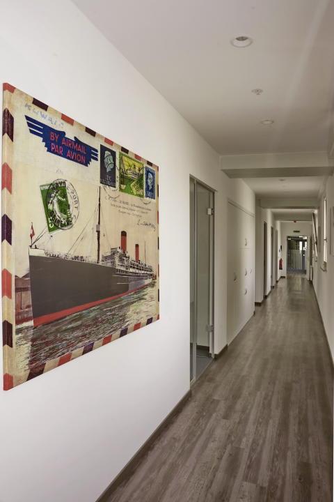 Flur 3. Etage