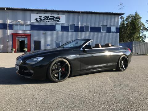 ABS Wheels välkomnar ABS355 i Svart
