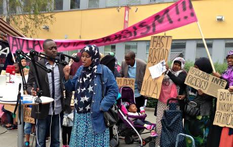 #33 – FREDAG: Vräkta barnfamiljer i Tensta får hjälp att hitta nya bostäder