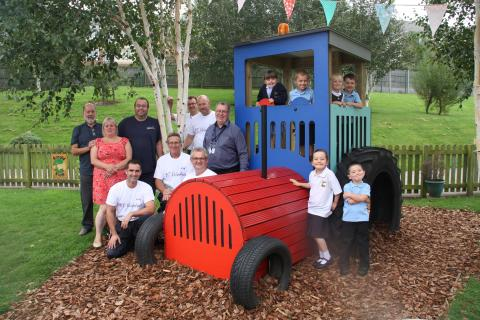 Playful engineers go to the aid of Nottingham primary school