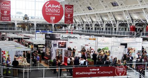 Casual Dining 2014