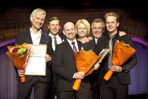 Årets Företagare 2012
