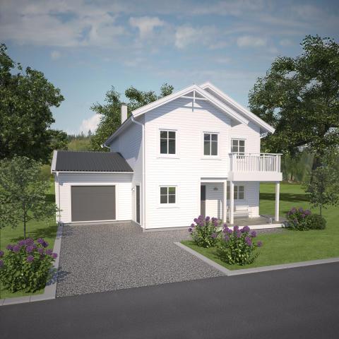 A-hus nydesignade villor bjuder på mycket hus för pengarna